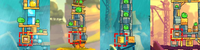 tochki - Инструкция по Angry Birds 2, часть 2