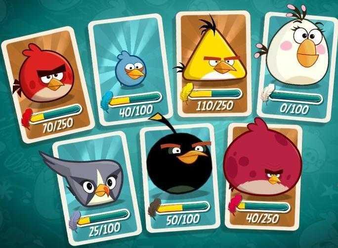 vTk7ibymjk4 2 - Инструкция по Angry Birds 2, часть 1