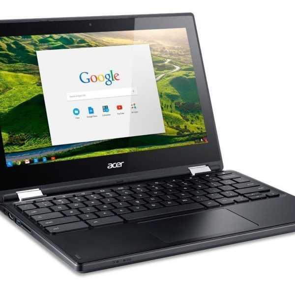 IFA 2015. Acer анонсировал хромбук-трансформер Chromebook R 11 (Chromebook R11 black wp 03)