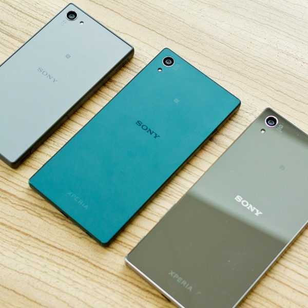 IFA 2015. Sony представила смартфоны Xperia Z5, Z5 Compact и Z5 Premium (Sony Xperia Z5 compared review 82)