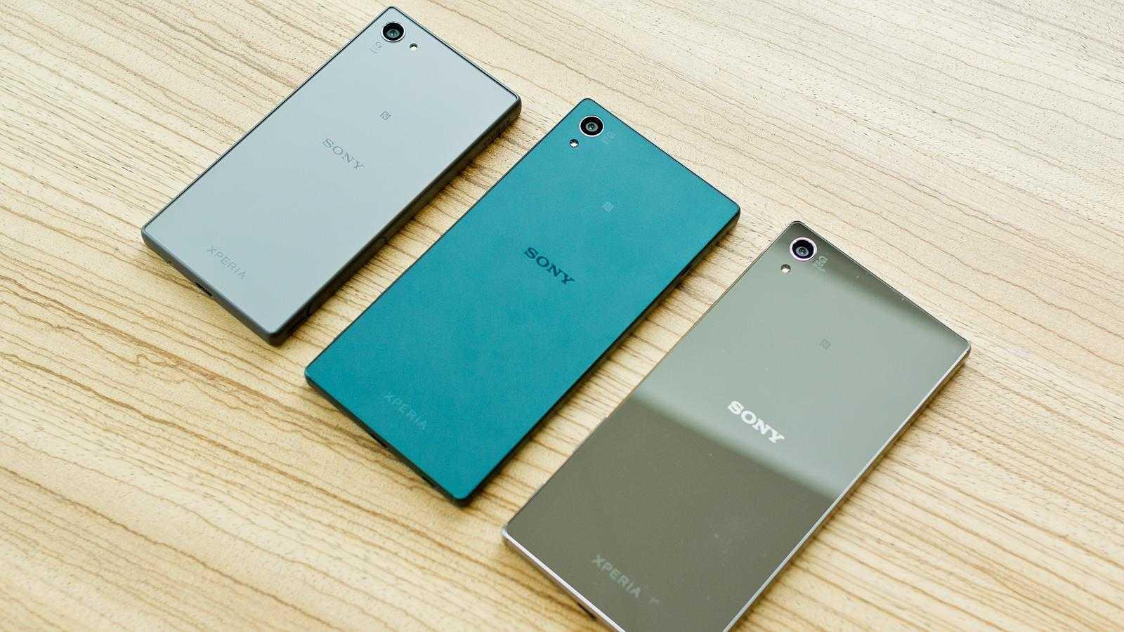 Sony Xperia Z5 compared review 82 - IFA 2015. Sony представила смартфоны Xperia Z5, Z5 Compact и Z5 Premium