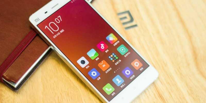 Xiaomi начали официально продавать в России (Xiaomi Mi4 with MIUI6 3)