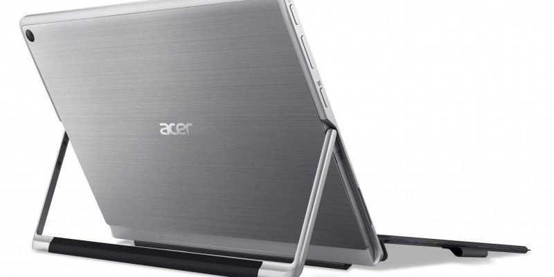 Acer выпустила ноутбуки Aspire S 13 и Aspire Switch 12 Alpha (Switch Alpha 12 SA5 271 02)