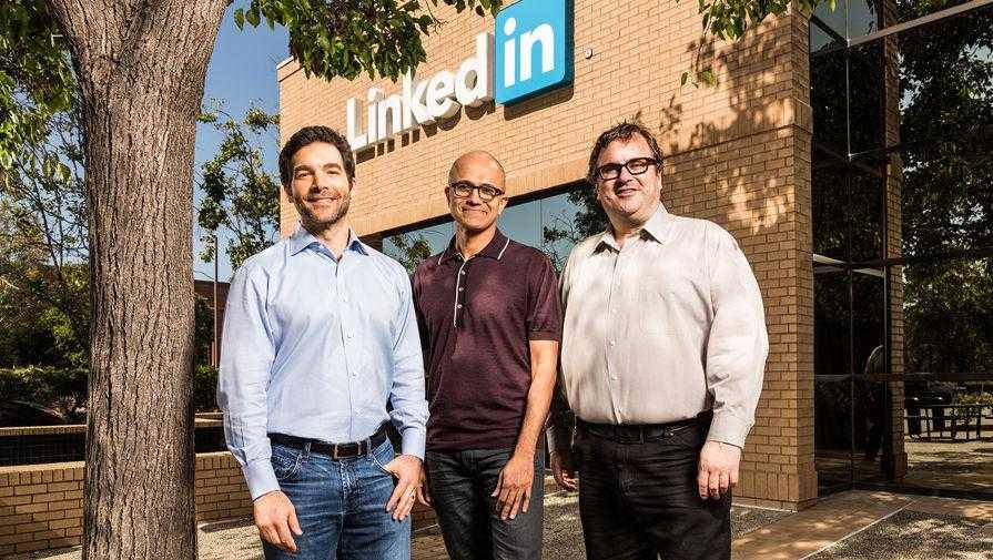 link pic905 895x505 18932 - Microsoft покупает LinkedIn за $26,2 млрд