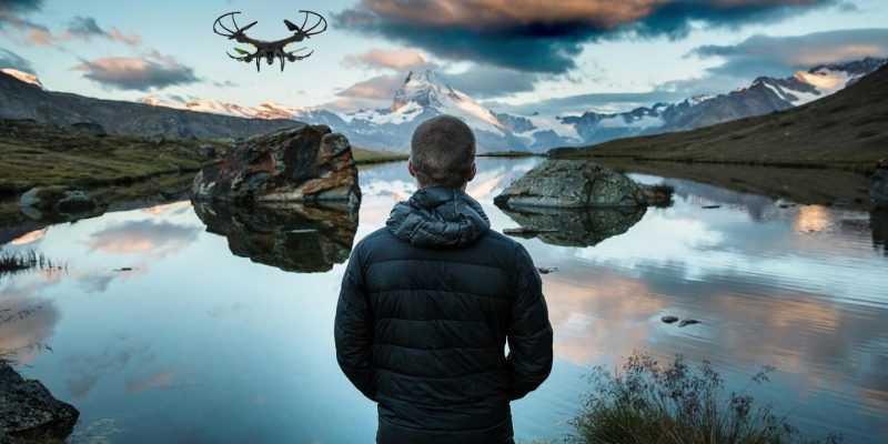 IFA 2016. ARCHOS покажет квадрокоптер для начинающих (ARCHOS Drone)