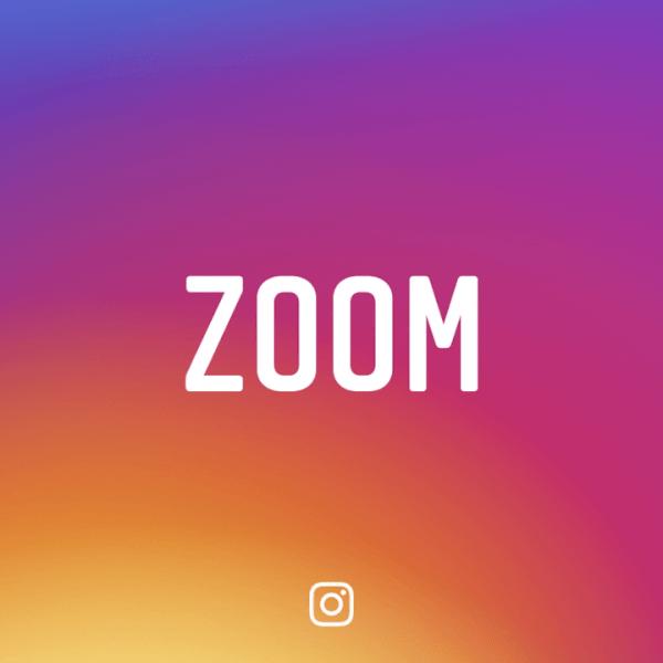 В Instagram появится функция увеличения изображений Zoom (unspecified)
