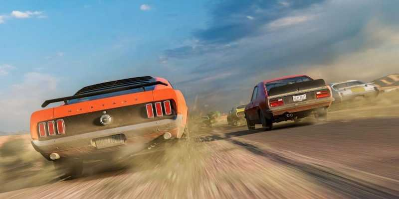 Forza Horizon 3: тестирование производительности (2372ed02 65a4 412d 890d 51ad50335841)
