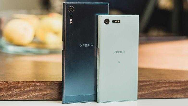 AndroidPIT Sony XZ X compact 7269 w782 - IFA 2016. Sony представила новые смартфоны X compact и XZ