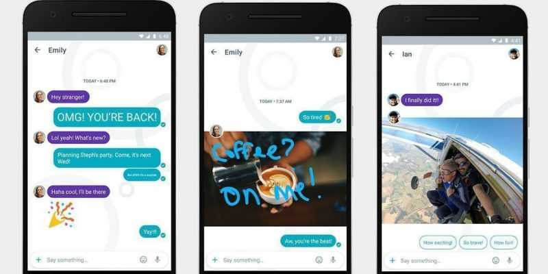 Google выпустил мессенджер Allo для Android и iOS (google allo)