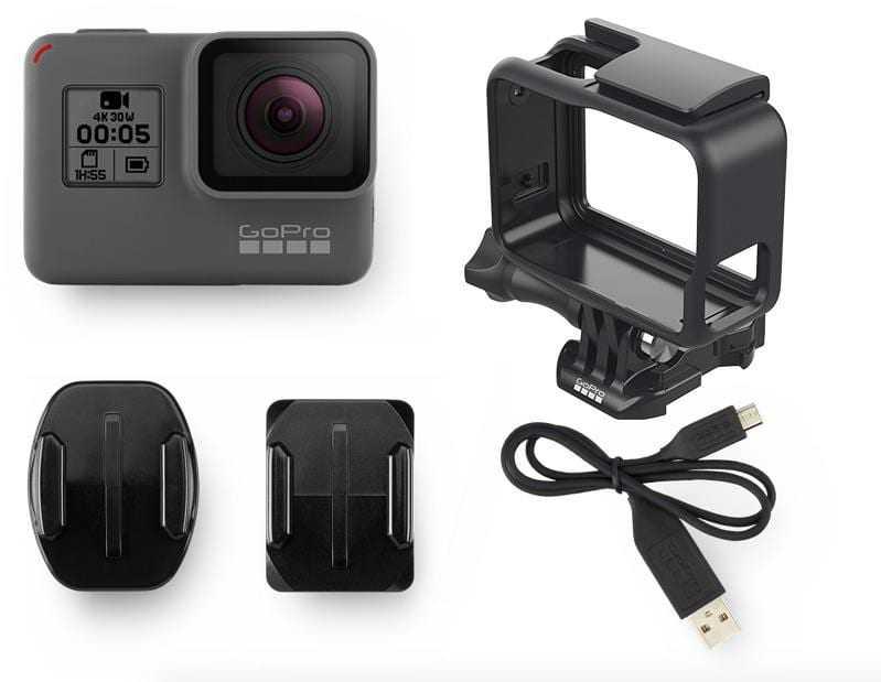 gopro hero 5 16 - GoPro представила две новые камеры Hero5 Black и Session
