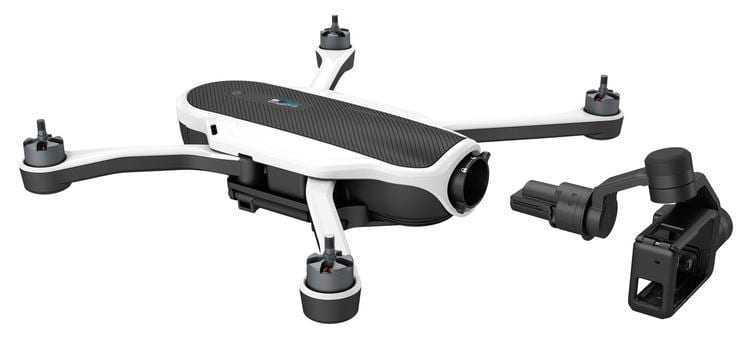 GoPro выпустила свой первый квадрокоптер Karma GoPro выпустила свой первый квадрокоптер Karma