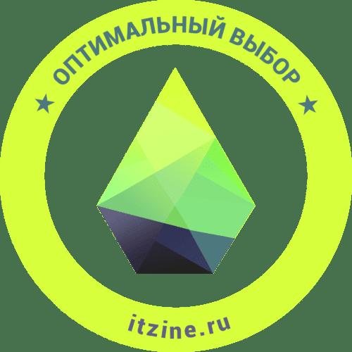 Медали лучшим продуктам по версии ITZine.ru (optimal e1501332639177)
