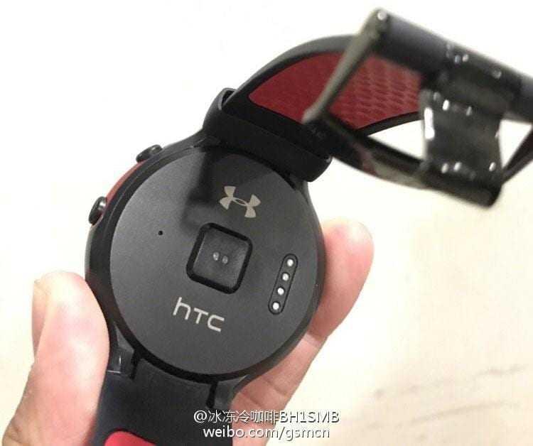 HTC Halfbeak 2 - «Живые» фото новых умных часов HTC Halfbeak