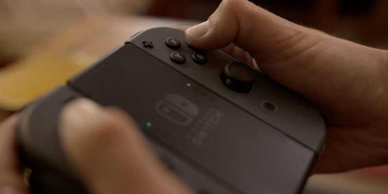 Nintendo показала новую консоль Switch (Nintendo Switch 6.0.0)