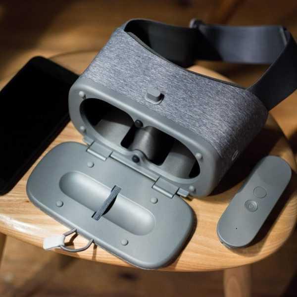 Шлем Google DayDream View доступен для предзаказа (daydream view vr 7 of 7)