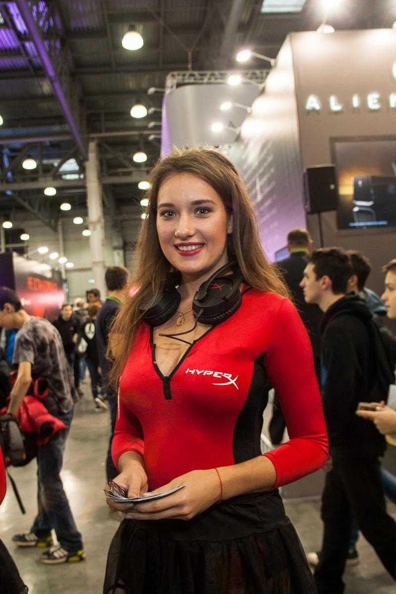 ИгроМир 2016 и Comic Con. Самые красивые девушки (fotoezh 14)