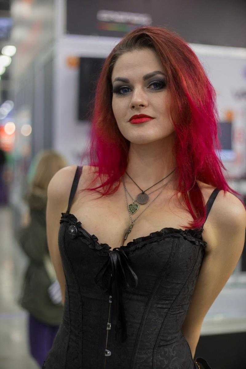 ИгроМир 2016 и Comic Con. Самые красивые девушки (fotoezh 15)