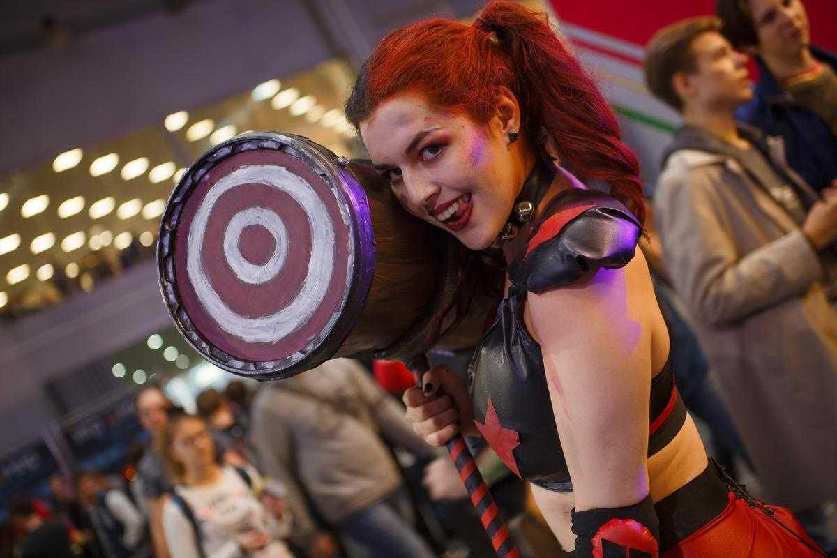 ИгроМир 2016 и Comic Con. Самый необычный косплей (fotoezh 2)