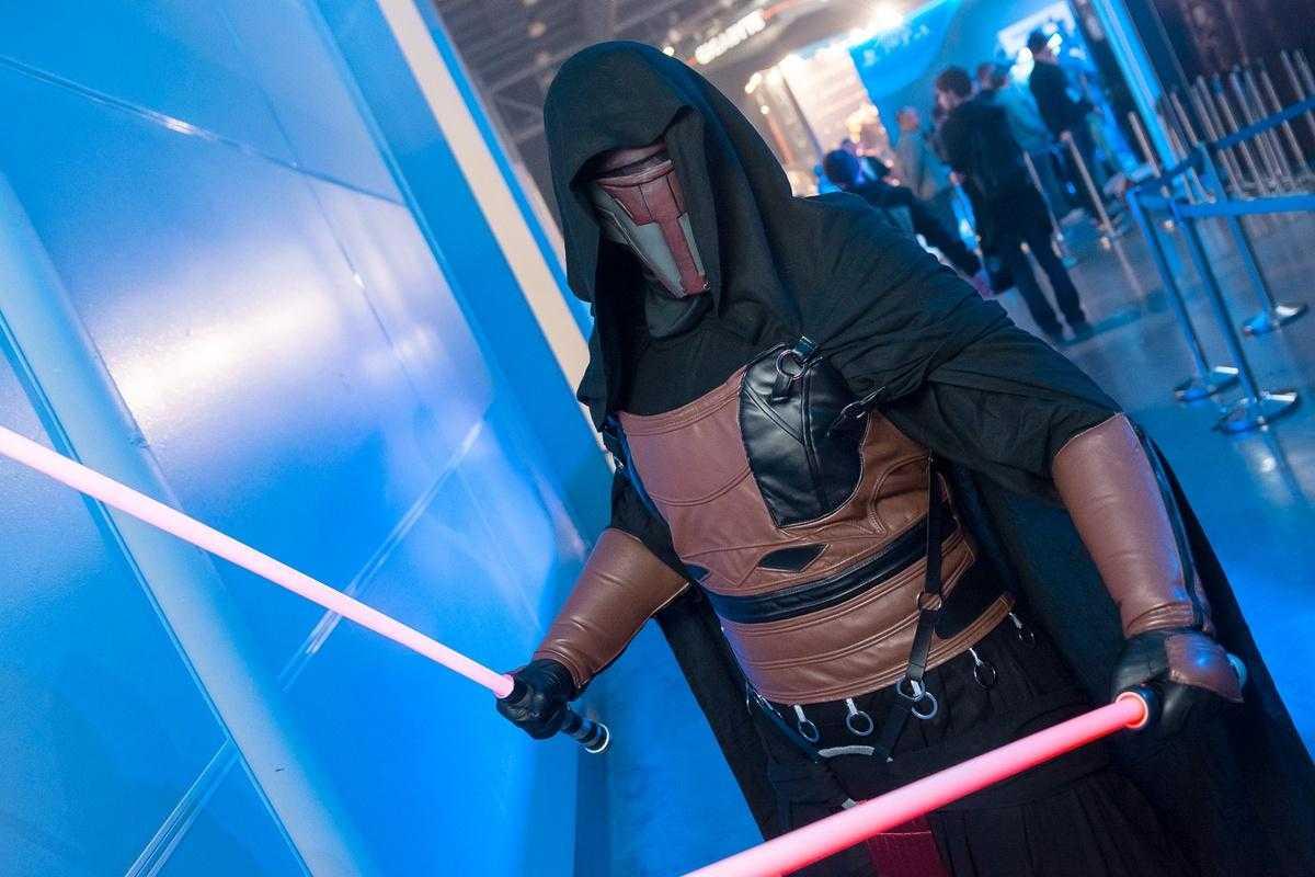 ИгроМир 2016 и Comic Con. Самый необычный косплей (fotoezh 7)