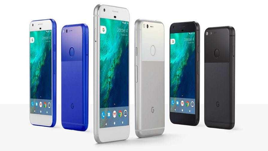 Google Pixel и Pixel XL защищены от пыли и воды Google Pixel и Pixel XL защищены от пыли и воды