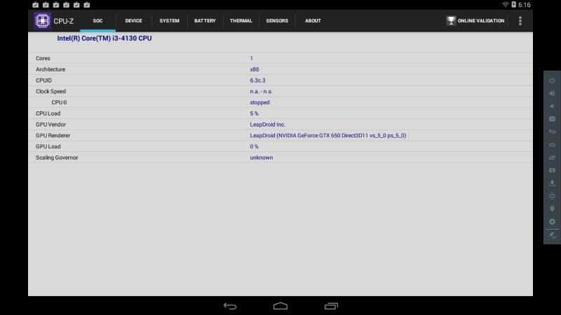 leapdroid10 - Обзор LeapDroid. Как играть в Android-игры на ПК без Bluestacks