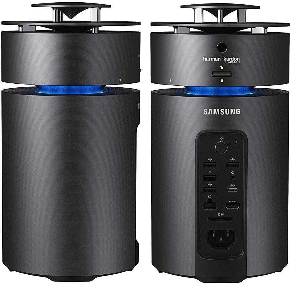 samsung artpc pulse - Samsung выпускает цилиндрический компьютер ArtPC