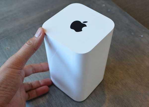 Apple прекращает производство AirPort и Time Capsule (AppleAirportExtreme 5)