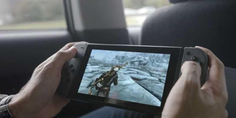 Появились новые подробности про Nintendo Switch (Nintendo Switch 9.0.0)