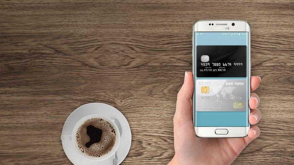 Samsung Pay - Samsung Pay теперь доступен клиентам Сбербанка