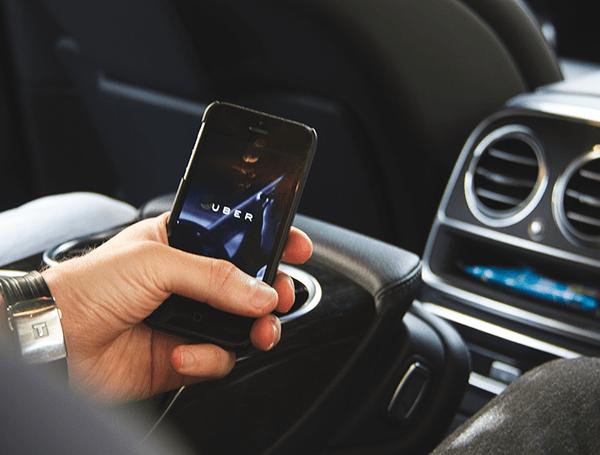 Uber полностью переделал своё приложение (Uber app)