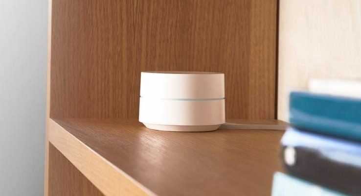 Google Wi-Fi начнут доставлять в декабре (google wifi)