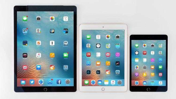 Apple покажет iPad Pro Mini в марте 2017 года Apple покажет iPad Pro Mini в марте 2017 года