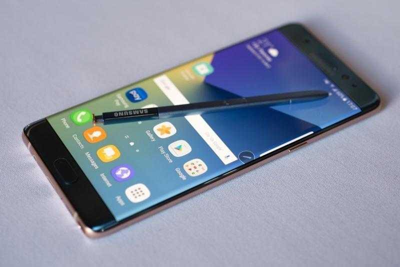 galaxy note7 1 - Итоги 2016 года: лучшие и худшие смартфоны