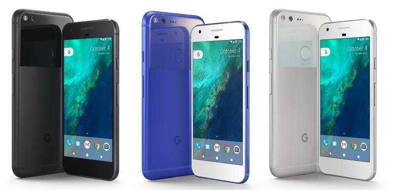 google pixel pixel xl - Итоги 2016 года: лучшие и худшие смартфоны