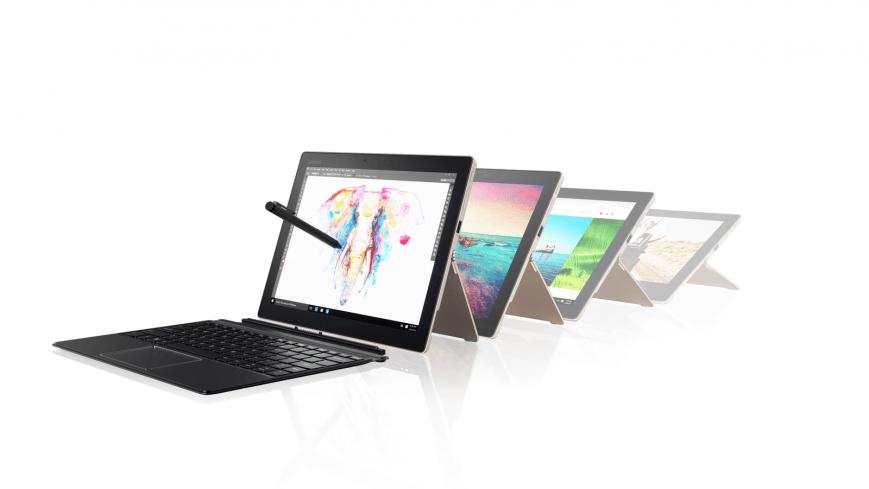 493301 - CES 2017. Lenovo представила новые ThinkPad X1 и планшет Miix 720