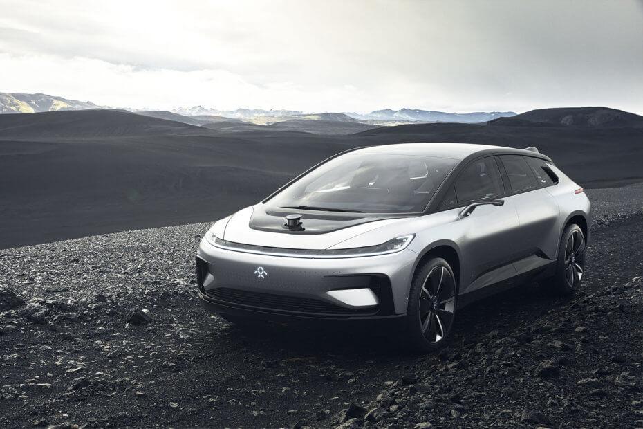 FF91 Iceland 02 930x620 - CES 2017. Faraday Future представила самый быстрый электромобиль