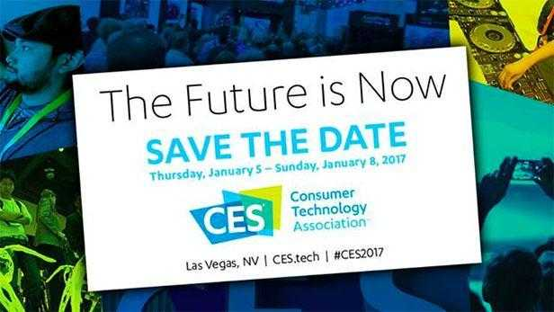 В Лас-Вегасе стартовала выставка CES 2017 (ces 2017 1)