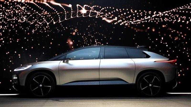 faraday future ff 91 reuters 1483503395035 - CES 2017. Faraday Future представила самый быстрый электромобиль