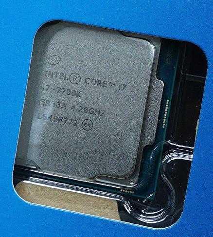 Старт продаж процессоров Intel Kaby Lake (kaby 01)