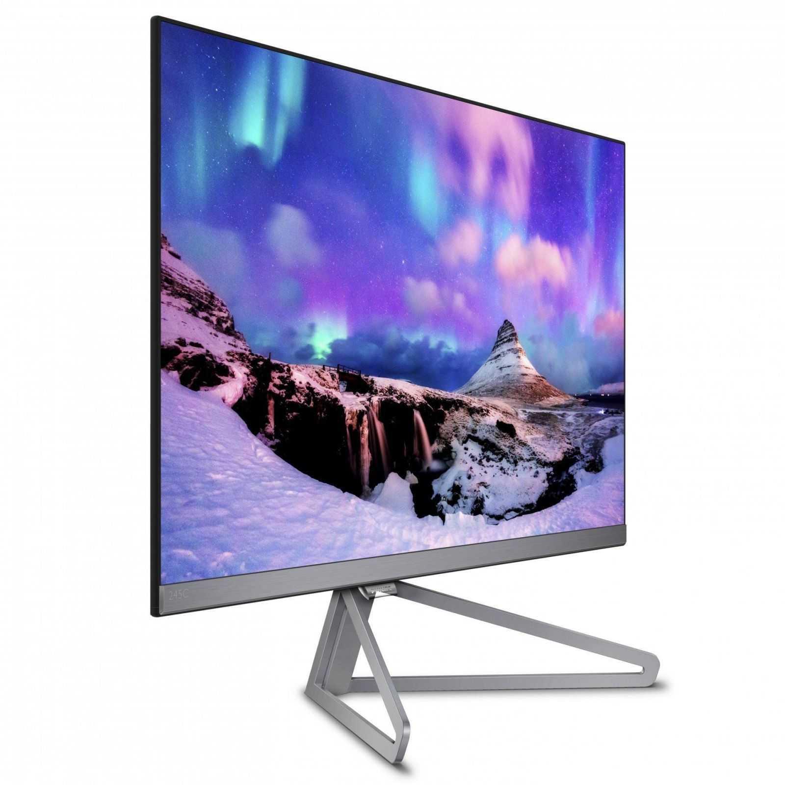 245C7QJSB ftl2 - Компания Philips выпустила новый сверхтонкий монитор Moda с поддержкой Ultra Wide Color