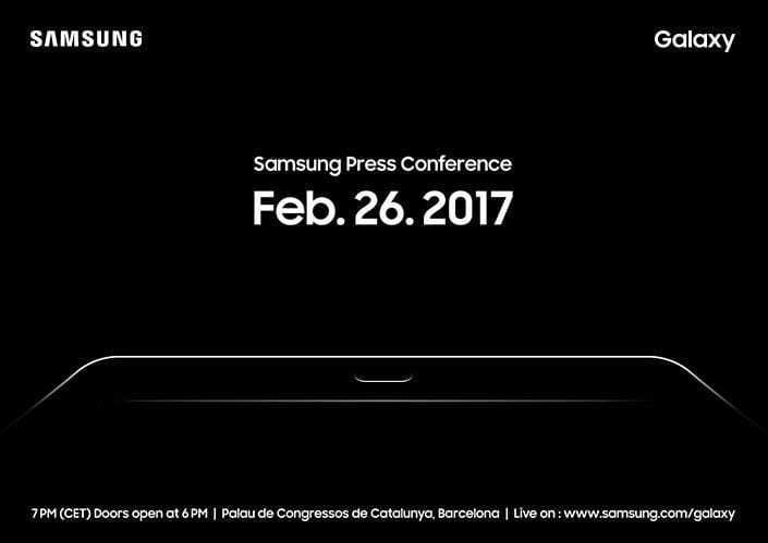 Samsung покажет новый планшет на MWC 2017 Samsung покажет новый планшет на MWC 2017