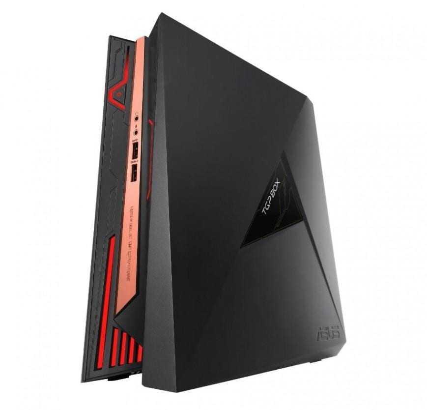 495958 - Компания ASUS представила новый ультракомпактный игровой компьютер ROG GR8 II