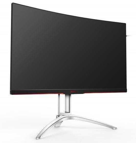 AG322QCX 11 - AOC показала новые игровые мониторы серии AGON
