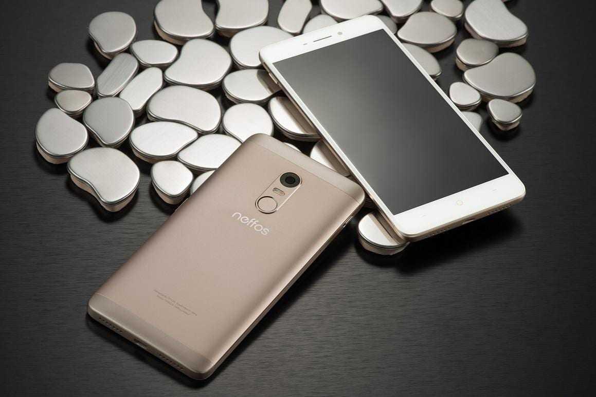 TP-Link представил новые смартфоны Neffos X1 и X1 Max в России (DC2 0084)