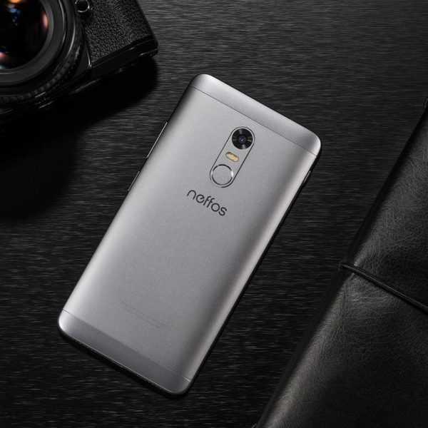 TP-Link представил новые смартфоны Neffos X1 и X1 Max в России (DC2 9952)