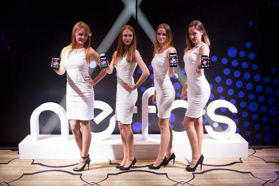 Neffos X1 at Four Seasons Moscow 10 - TP-Link представил новые смартфоны Neffos X1 и X1 Max в России