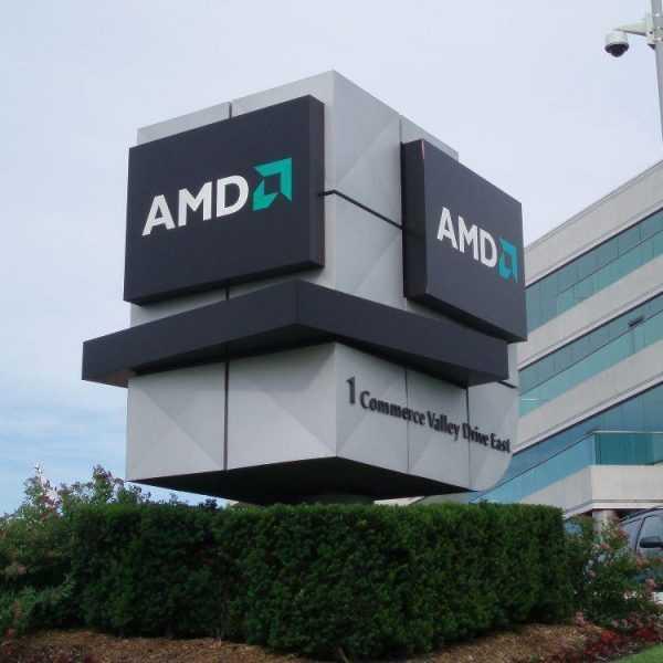 AMD сократила убытки за счёт хороших продаж GPU (amd markham)
