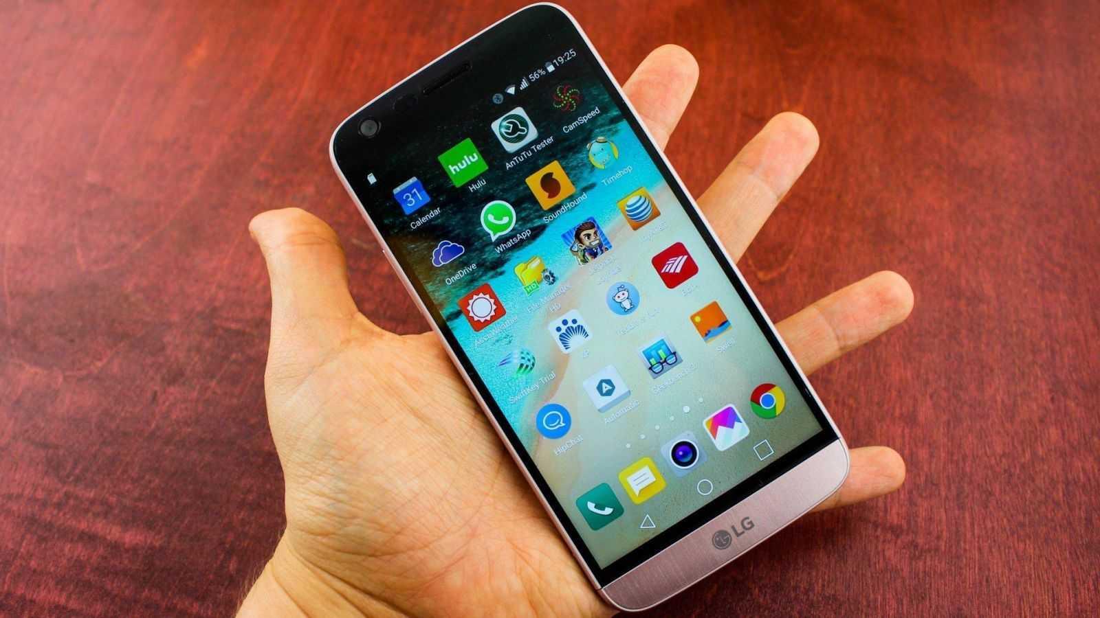 e41218632f98ea62526de7c2b1749e51 - MWC 2017. LG показала новый смартфон G6