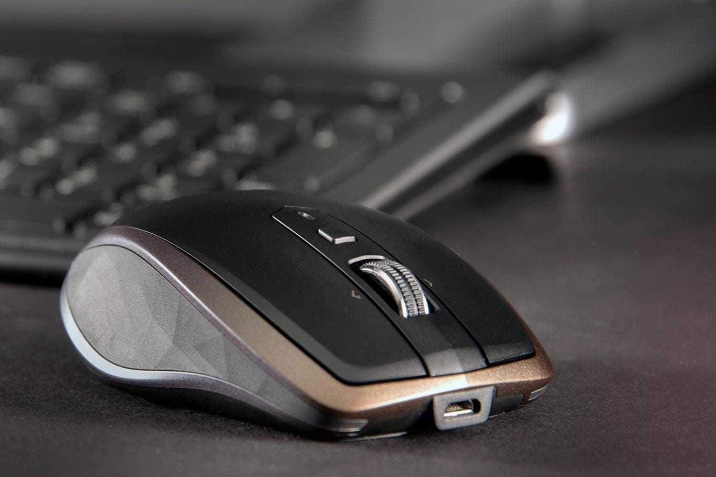 Опыт пользования Bluetooth-мышкой Logitech MX Anywhere 2 (logitech mx anywhere 2)