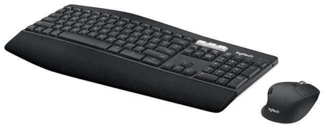 Logitech представила новые беспроводные устройства MK850 Logitech представила новые беспроводные устройства MK850